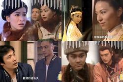 Sao TVB 'đụng hàng' trên phim