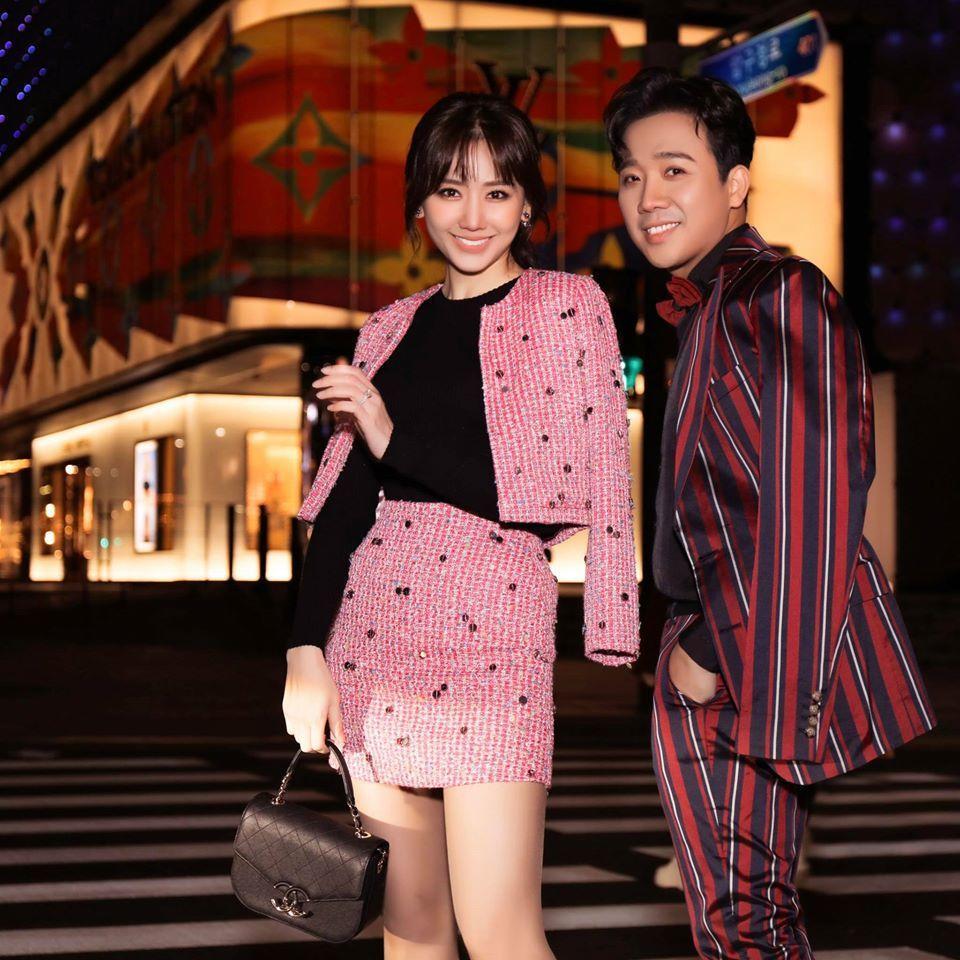 Thủy Tiên, Nhật Kim Anh: Người hạnh phúc, giàu sang - kẻ hôn nhân lận đận-5