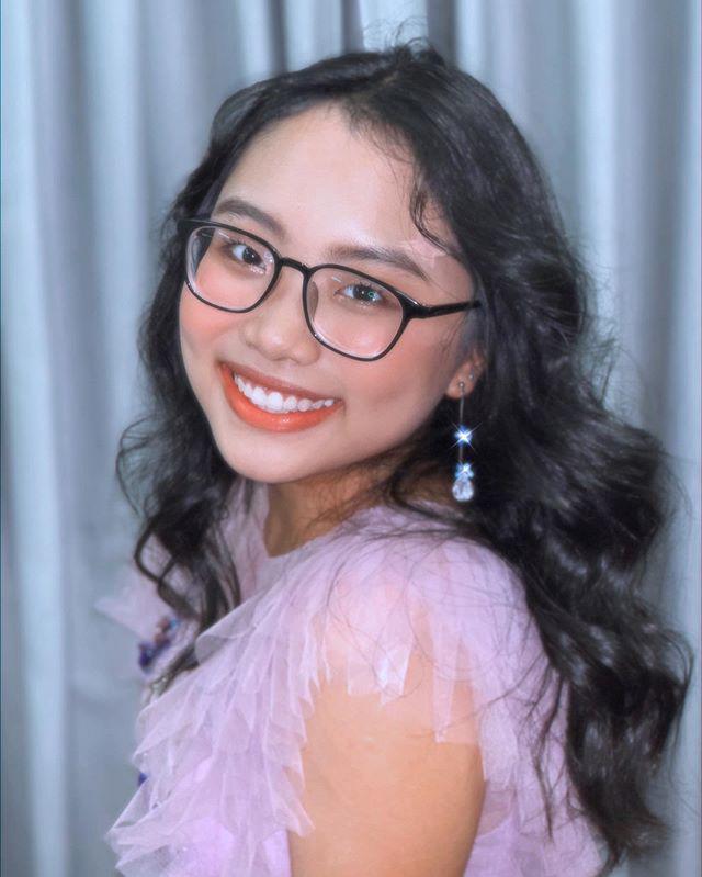 Chi Pu make up xinh giống diễn viên Thái Baifern - Đức Phúc cắt tóc như cái bát úp-5