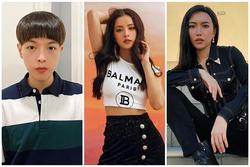 Chi Pu make up xinh giống diễn viên Thái Baifern - Đức Phúc cắt tóc như cái bát úp