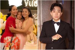 Ốc Thanh Vân và MC Trấn Thành mở sổ tiết kiệm cho con gái Mai Phương
