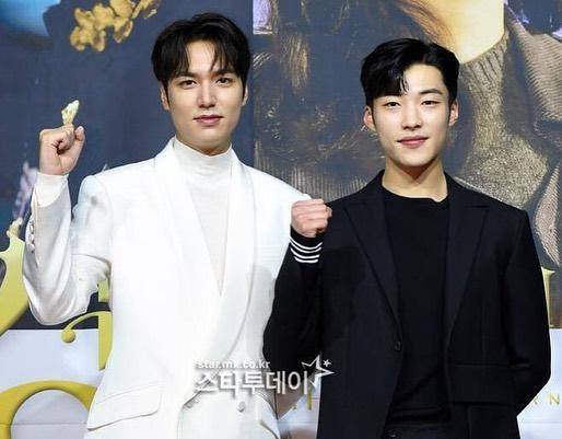 Cận vệ thân mật với Lee Min Ho trong Quân vương bất diệt từng đóng phim 19+-1