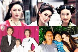 Dàn mỹ nhân 'Mối hận Kim Bình': người cùng chồng tuyên chiến với TVB, kẻ được ông xã ủng hộ chụp ảnh nóng