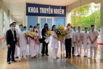 Thêm 1 bệnh nhân COVID-19 khỏi bệnh, Việt Nam đã chữa khỏi 177 ca