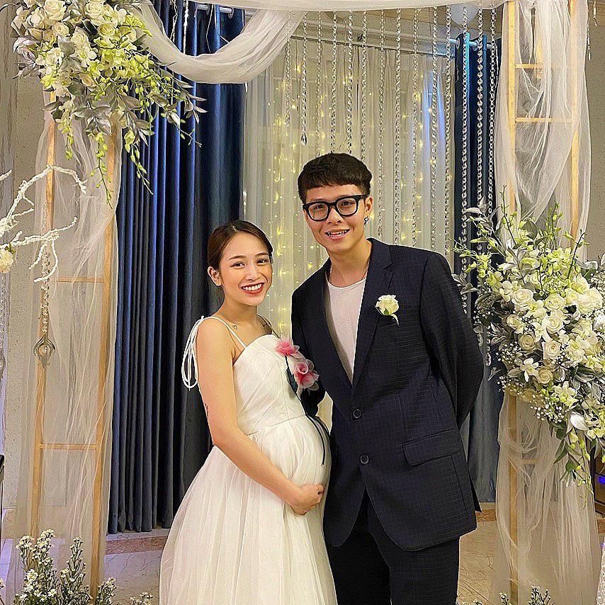 Ái nữ nhà đại gia Minh Nhựa sinh quý tử sau 7 tháng kết hôn-4