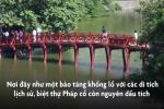Khung cảnh Hà Nội ghi dấu trong mắt du khách quốc tế