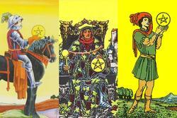 Bói bài Tarot: Chọn 1 lá bài để biết vận may tiền bạc của bạn đến từ đâu