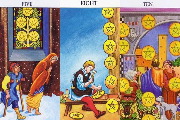 Bói bài Tarot: Chọn 1 lá bài để biết đường tình của bạn hạnh phúc hay khổ đau-1