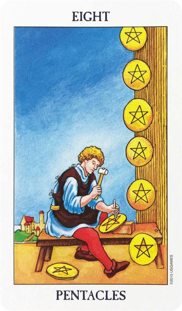 Bói bài Tarot: Chọn 1 lá bài để biết đường tình của bạn hạnh phúc hay khổ đau-3