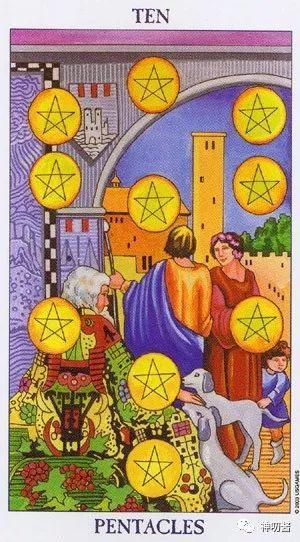 Bói bài Tarot: Chọn 1 lá bài để biết đường tình của bạn hạnh phúc hay khổ đau-4
