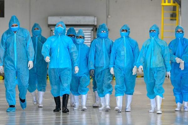 Ngày thứ 2 liên tiếp, Việt Nam không có thêm ca mắc COVID-19 mới nào kể từ khi số 17 xuất hiện-1