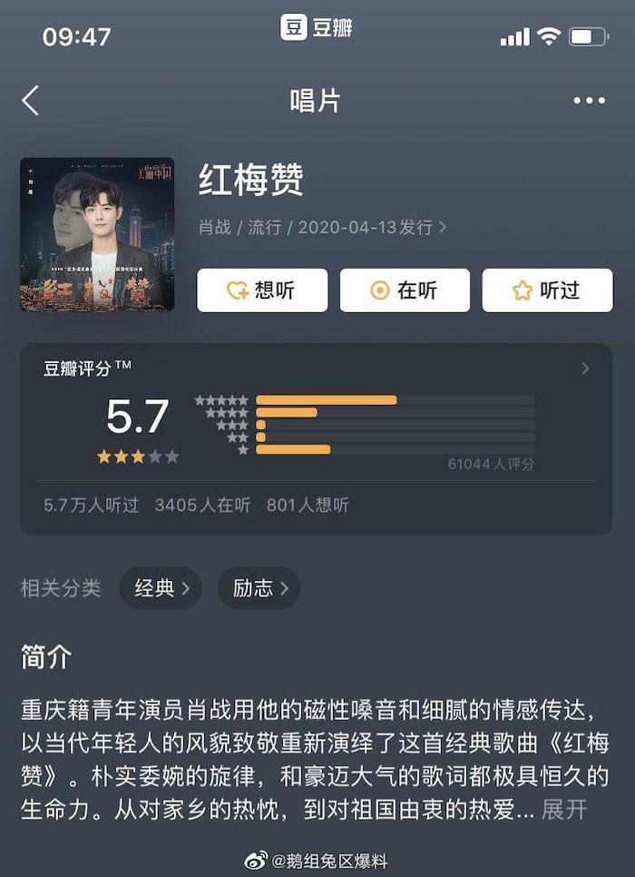 Fan Tiêu Chiến viết truyện về thần tượng bị anti-fan chống đối: Đánh giá âm… 500 triệu điểm-3