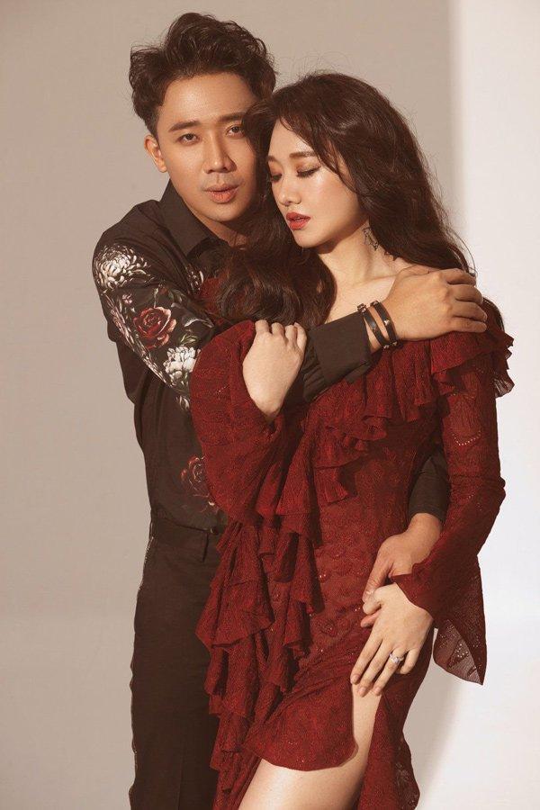 Nhà không có gì ngoài kim cương, Trấn Thành và Hari Won là cặp vợ chồng giàu có nhất Vbiz-1
