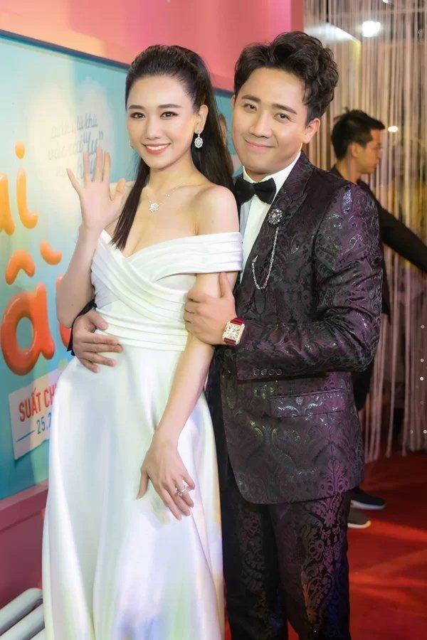 Nhà không có gì ngoài kim cương, Trấn Thành và Hari Won là cặp vợ chồng giàu có nhất Vbiz-10