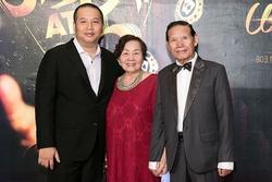 Nghệ sĩ chia buồn khi biết cha của đạo diễn Quang Huy qua đời