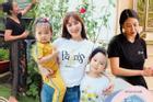 Không chỉ hợp diện ra ngoài, áo phông được nhiều sao Việt mặc ở nhà để giấu dáng kém thon