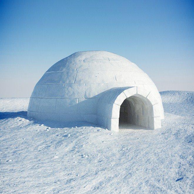 Tộc người sống ở nơi băng tuyết phủ quanh năm: Không hôn nhau vì sợ dính chặt môi-5