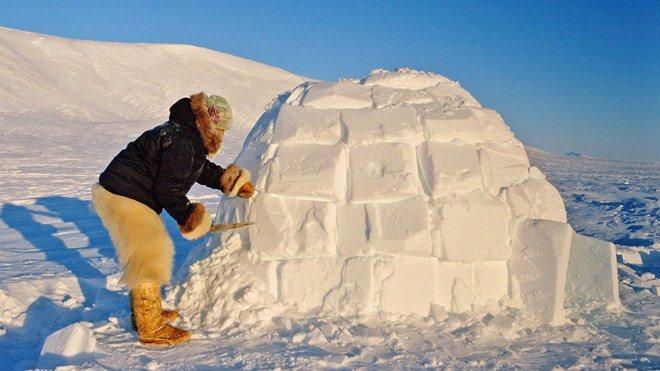 Tộc người sống ở nơi băng tuyết phủ quanh năm: Không hôn nhau vì sợ dính chặt môi-6