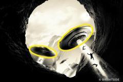 Bạn nhìn thấy hình ảnh gì đầu tiên trong tranh? Câu trả lời tiết lộ nỗi sợ hãi tiềm ẩn-3