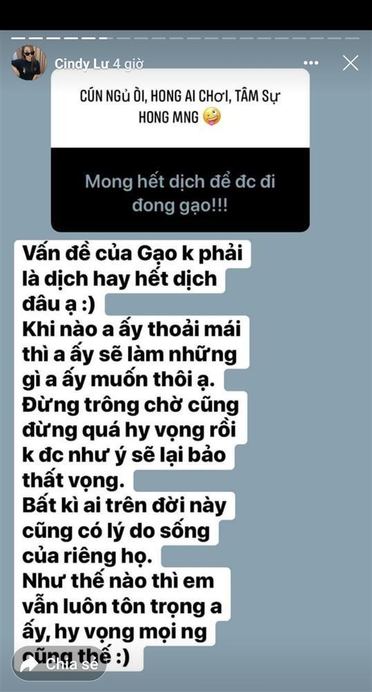 Vợ Hoài Lâm bị tra hỏi dồn dập tình trạng hôn nhân-2