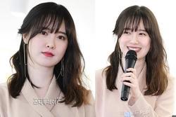 Tái xuất sau ồn ào ly hôn, Goo Hye Sun cảm thấy có lỗi với chồng cũ Ahn Jae Hyun