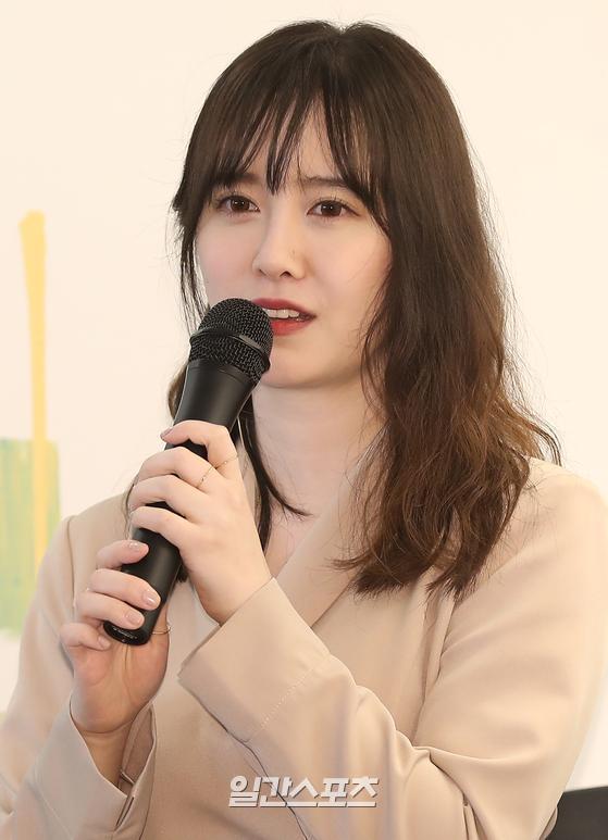 Tái xuất sau ồn ào ly hôn, Goo Hye Sun cảm thấy có lỗi với chồng cũ Ahn Jae Hyun-8