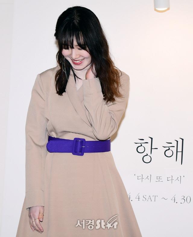 Tái xuất sau ồn ào ly hôn, Goo Hye Sun cảm thấy có lỗi với chồng cũ Ahn Jae Hyun-9