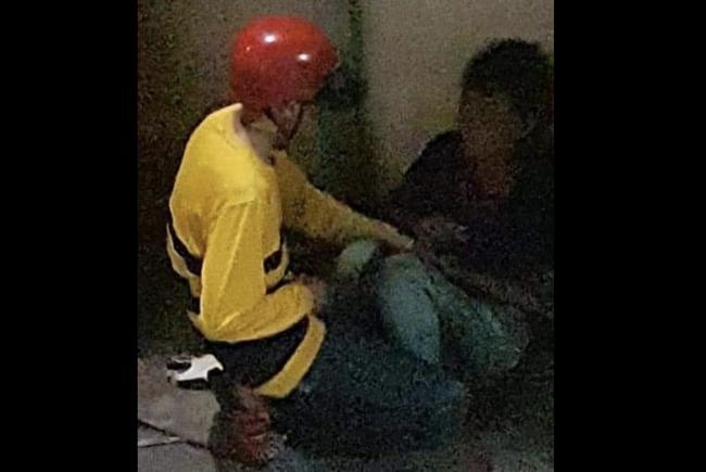 Thực hư việc thanh niên mặc áo hãng xe công nghệ beGroup uy hiếp, cưỡng bức cô gái trong hẻm ở TP.HCM-1