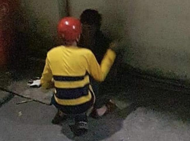 Thực hư việc thanh niên mặc áo hãng xe công nghệ beGroup uy hiếp, cưỡng bức cô gái trong hẻm ở TP.HCM-2
