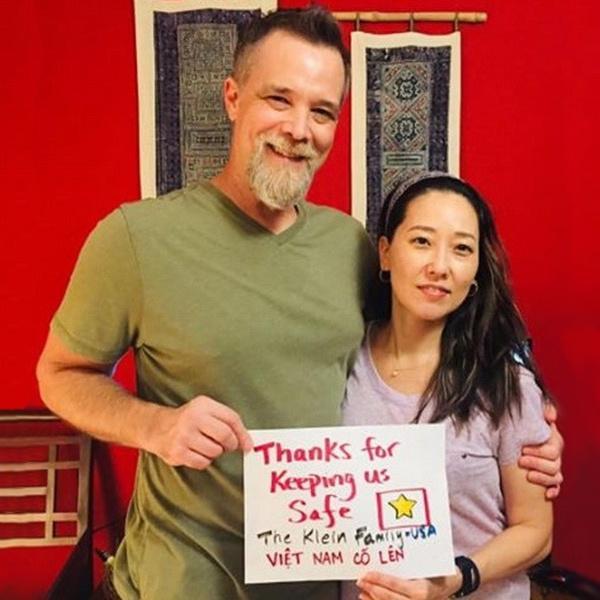 Người nước ngoài đồng loạt nhắn 'Cảm ơn Việt Nam' giữa mùa dịch-2