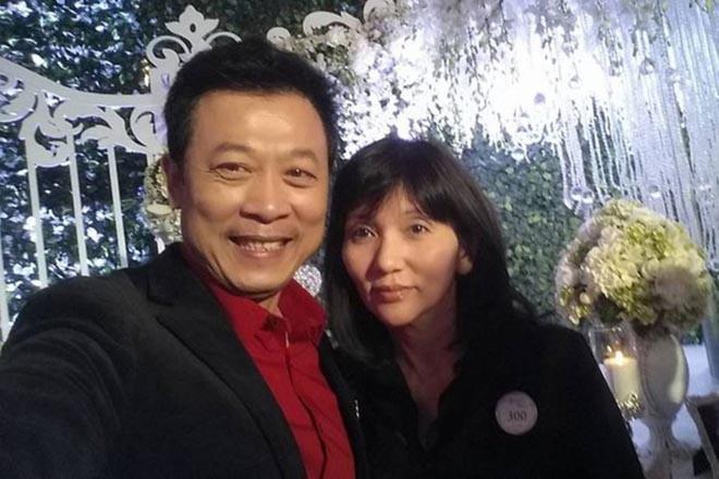 Danh tính người vợ chung sống 30 năm ít lộ diện của danh hài Vân Sơn-6