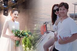 Cuộc sống ai cũng ước ao của MC thời tiết VTV sau 4 năm lấy chồng đại gia ở Hà Nội