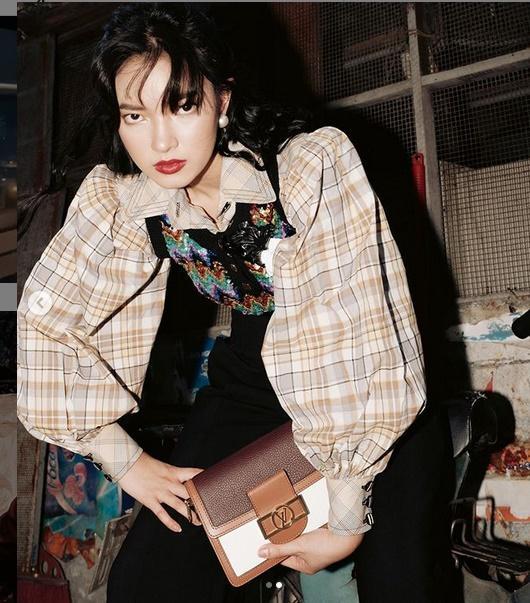 Chi Pu - Châu Bùi ăn đứt sao Hàn khi cùng diện thiết kế của Louis Vuitton-7