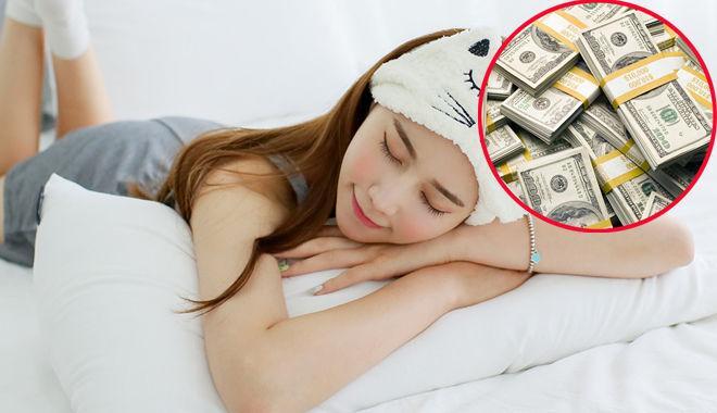 Giải mã bí ẩn trong giấc mơ thấy tiền: May mắn nhất là mơ mình đang đếm tiền-1