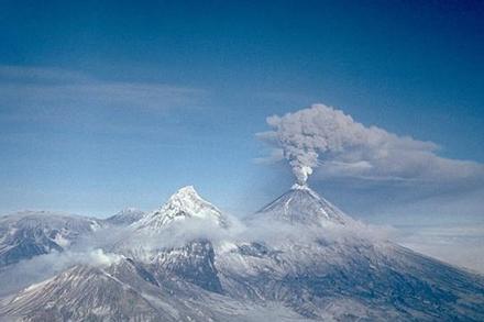 Ngọn núi lửa mạnh nhất thế giới đã phun trào