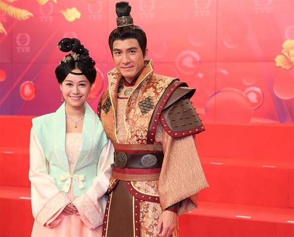 5 cặp đôi nên duyên nhờ TVB nhưng cuối cùng vẫn nửa đường đứt gánh-7