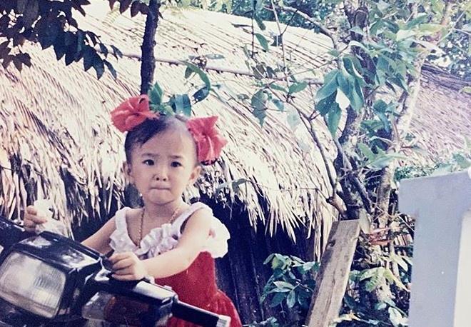 Angela Phương Trinh nhớ ảnh thời thơ ấu-1