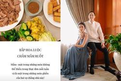Không phải cao lương mỹ vị, bất ngờ với món ăn khoái khẩu của vợ chồng Tăng Thanh Hà
