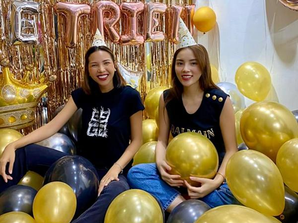 Kỳ Duyên tổ chức sinh nhật cho Minh Triệu-1