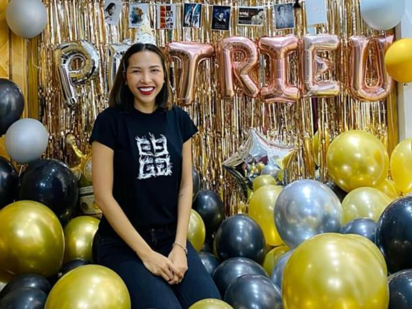 Kỳ Duyên tổ chức sinh nhật cho Minh Triệu-2
