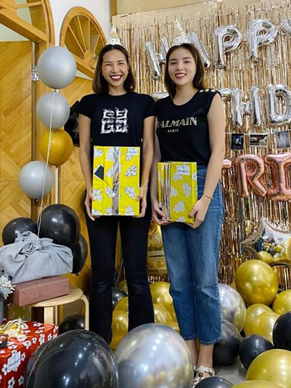 Kỳ Duyên tổ chức sinh nhật cho Minh Triệu-3