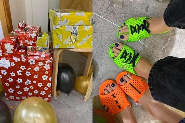 Kỳ Duyên tổ chức sinh nhật cho Minh Triệu-7