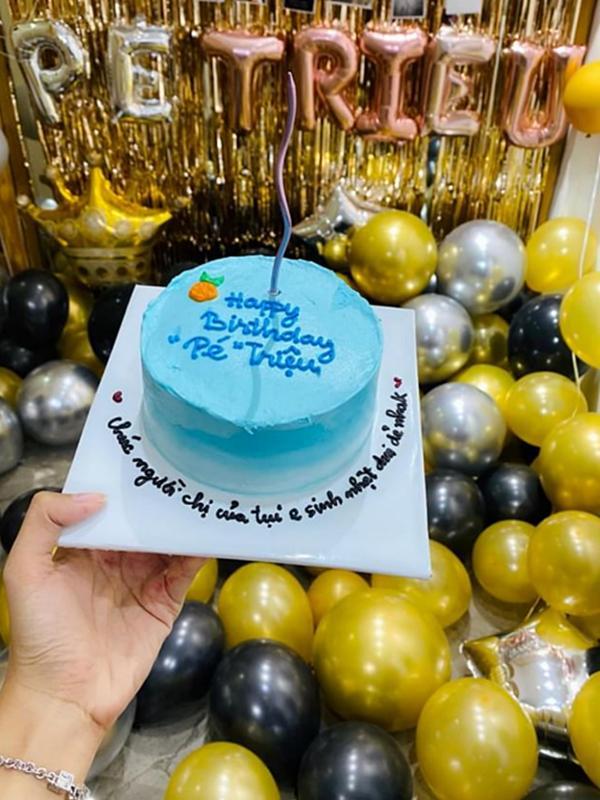 Kỳ Duyên tổ chức sinh nhật cho Minh Triệu-6