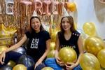 Kỳ Duyên tổ chức sinh nhật cho Minh Triệu