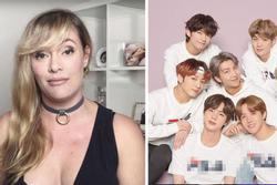 Diễn viên người Mỹ phân biệt chủng tộc, chê BTS - Monsta X là những kẻ ẻo lả như phụ nữ