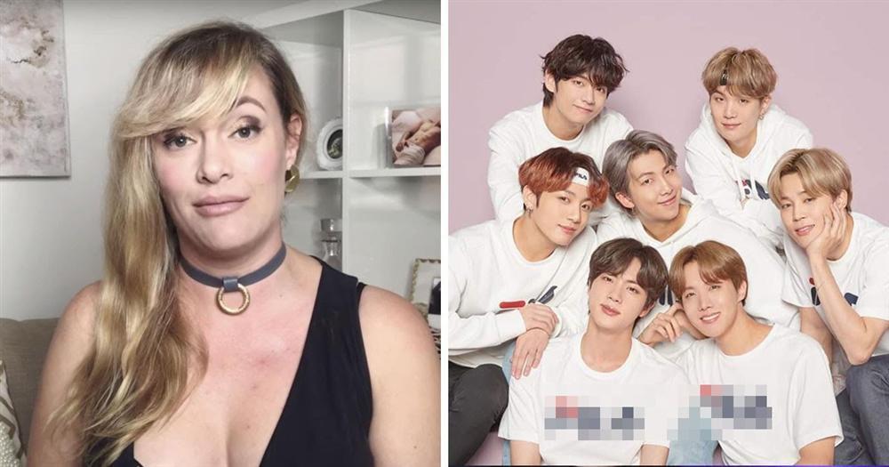Diễn viên người Mỹ phân biệt chủng tộc, chê BTS - Monsta X là những kẻ ẻo lả như phụ nữ-1