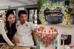 Không hổ danh đại gia, chồng Á hậu Thanh Tú chuẩn bị tiệc sinh nhật cực hoành tráng cho vợ