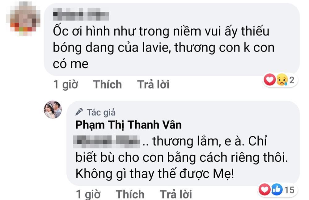 Ốc Thanh Vân liên tục bị thắc mắc về cách ứng xử với con gái cố nghệ sĩ Mai Phương-4