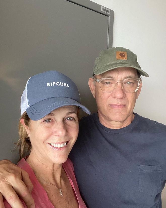 Tom Hanks và vợ hiến máu để nghiên cứu vaccine chữa Covid-19-2