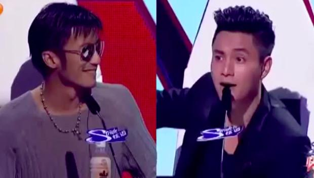 VZN News: Trần Khôn giận tím mặt, ném tai nghe khi bị Tạ Đình Phong chửi ngay trên truyền hình-1